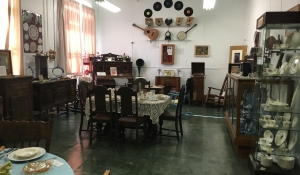 Homestead^Pioneer Room